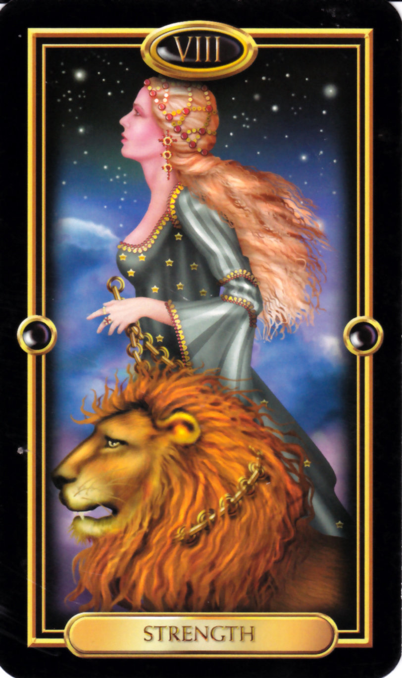 The Gilded Tarot Images On: Gilded Tarot Deck And Book By Marchetti & Moore * Tarot